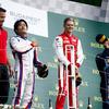F1皇帝ミハエルの息子ミック・シューマッハ、F2ハンガリー戦のレース2で初優勝…2位は日本の松下信治