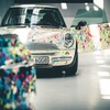 MINI、ブランド誕生60周年ミーティング開催へ…2台のアートカーが欧州10か国横断