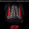 ランボルギーニ、謎のイメージを公開…限定モデル「63 Edition」か