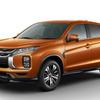 """三菱 RVR、マイナーチェンジで前後デザインを一新…CVTに""""Mポジション""""も"""