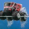 モリタ林野火災用消防車のRCカーを発売 水陸両用