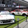 【鈴鹿10時間】オークション出品レベルの貴重なレーシングカーも展示