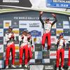 "【WRC 第10戦】トヨタが現体制で初の1-2-3フィニッシュ、タナク今季5勝目…勝田貴元""トップ戦線初陣""のドイツ戦は10位"