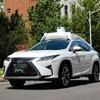 トヨタ、自動運転で新たな提携…レクサス RX で公道走行テストへ