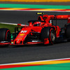 【F1 ベルギーGP】シーズン後半戦がスタート、フリー走行2はフェラーリーのワンツー