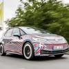 VWのEV『ID.3』、204馬力モーター+後輪駆動に…フランクフルトモーターショー2019で発表へ
