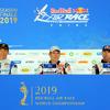 【レッドブル・エアレース 最終戦】予選直後の室屋「優勝チャンスはまだまだある」ベラルデやソンカとともに決勝にむけて意気込み