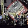 京急衝突事故のトラック業者を監査…台車亀裂の検査対象については慎重姿勢 国交相会見