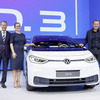 VWの新型EV『ID.3』、航続は最大550km…フランクフルトモーターショー2019