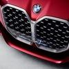 BMW 4シリーズ 次期型? キドニーグリルが縦長に、3シリーズ と決別…フランクフルトモーターショー2019[写真追加]