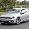 完全に見えた!VW ゴルフGTE 新型、年内にも初公開か