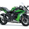 カワサキ Ninja H2 SX シリーズ、SE/SE+のカラー&グラフィックス変更へ