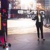 アウディ『e-tron スクーター』、電動キックボード提案…フランクフルトモーターショー2019