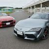 【トヨタ スープラ 新型試乗】BMW Z4 との違いをサーキットで「ハッキリ」させてみた…桂伸一