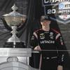 【INDYCAR 最終戦】ジョセフ・ニューガーデンが2年ぶり2度目の戴冠…チーム残留が決まった琢磨は年間総合9位で今季終了