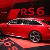 アウディ RS6アバント 新型、世界最速クラスのワゴン…フランクフルトモーターショー2019