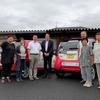横浜ゴム、カーシェアリングにタイヤ寄贈 東日本大震災の被災地高齢者を支援