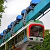 休止が迫る上野動物園モノレール 10月31日にはラストランイベント