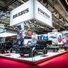 ブラバス、メルセデスベンツ Gクラス 新型を800馬力に強化…フランクフルトモーターショー2019