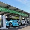 EVからビルに給電、エネルギーコスト・CO2削減を確認…日産とNTT