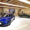 レクサス LC と IS に特別仕様---内外装に専用色、専用素材 東京日比谷で展示も