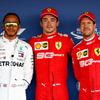 【F1 ロシアGP】ルクレールが4戦連続6度目のポールポジションを獲得
