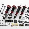 ブリッツ、新型車高調キット発売へ…96段階の減衰力調整を車内からコントロール