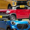 【アクティブ軽自動車比較】軽SUVの4WD・ターボは選ぶべきか?