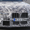 巨大キドニーグリルが露出!BMW M3セダン 新型は 3シリーズ と大きく差別化