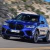 BMW X5 新型に最強『M』、625馬力ツインターボ搭載