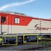 JR東日本の新幹線にも線路設備モニタリング装置…保守用車に試験導入 10月から