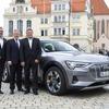 アウディ、5G通信でドイツテレコムと提携 2020年から実証テストへ
