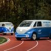 VWの次世代EVコンセプトに「ナイキ」仕様…50年前の創業時の移動販売車を再現