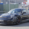 「最速」より「興奮」…ポルシェ 911 GT3ツーリング 新型をスクープ!MT採用は?