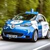 ルノーの自動運転EVはスーパーカードア付き、ライドシェア実験開始…スマホで予約