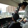 富山ライトレールが最後の運転体験会…2020年3月の路面電車南北接続を機に富山地鉄と合併 11月23日