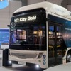 トヨタが燃料電池供給、新型FCバス発表…バスワールドヨーロッパ2019