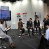 日産、防災対策と電気自動車をテーマにトークセッション開催…東京モーターショー2019