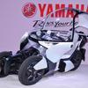 「めざせ転ばないバイク」ヤマハの次世代3輪モビリティ『MW-VISION』はバックもできる…東京モーターショー2019
