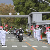 愛車が生まれた工場へ「ただいま」…ホンダ熊本製作所でバイクファンイベント、名物カレーうどんも