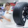 横浜ゴム、タイヤもセンサー内蔵でIoT化の時代へ…東京モーターショー2019