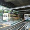 工事が進む富山駅高架下…富山ライトレールが路面電車南北接続の見学会 12月1日