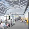 明るく開放的なM型アーチの駅舎…2020年1月3日に移設、リニューアルされる銀座線渋谷駅