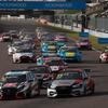 【WTCR 鈴鹿】ホンダとヒュンダイ、VWが1勝ずつをあげる…ワイルドカード出走でアウディを駆った日本勢は最高17位