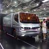 三菱ふそう、FC小型トラック『Vision F-CELL』を世界初公開…東京モーターショー2019