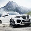 BMW X3 に初のPHV、EVモードは最大55km…2020年春に世界市場で発売へ