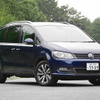【VW シャランTDI 新型試乗】フル乗車で輝くディーゼル、骨格の古さは致し方なし…中村孝仁