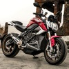 ボッシュの二輪車向けスタビリティコントロール、電動バイクに初搭載…EICMA 2019