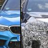 BMWのスーパーセダン『M5』が大幅改良へ、新旧モデルの違いは