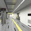 東京メトロ日比谷線「虎ノ門ヒルズ」駅は2020年6月6日に開業---銀座線虎ノ門駅と接続、56年ぶり新駅